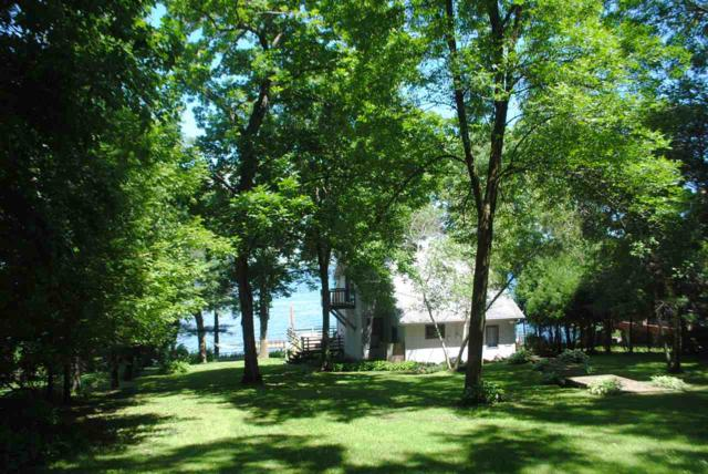 W1912 Tuleta Hill Rd, Green Lake, WI 54941 (#1807321) :: Baker Realty Group, Inc.