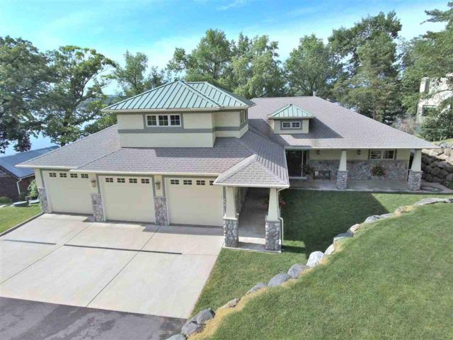 W12602 Pleasant View Park Rd, West Point, WI 53555 (#1807667) :: Baker Realty Group, Inc.