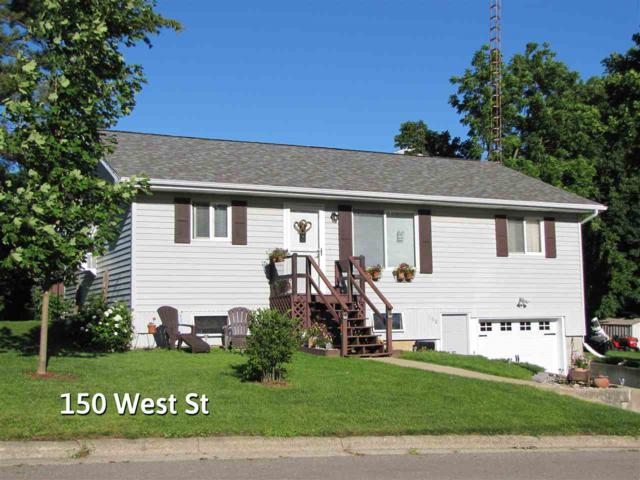 150 West, Mineral Point, WI 53565 (#1807731) :: Baker Realty Group, Inc.