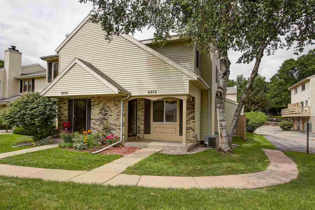6974 Park Ridge Dr, Madison, WI 53719 (#1808825) :: HomeTeam4u