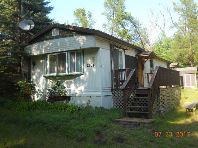 2104 Wisconsin St, Quincy, WI 53934 (#1809973) :: Nicole Charles & Associates, Inc.