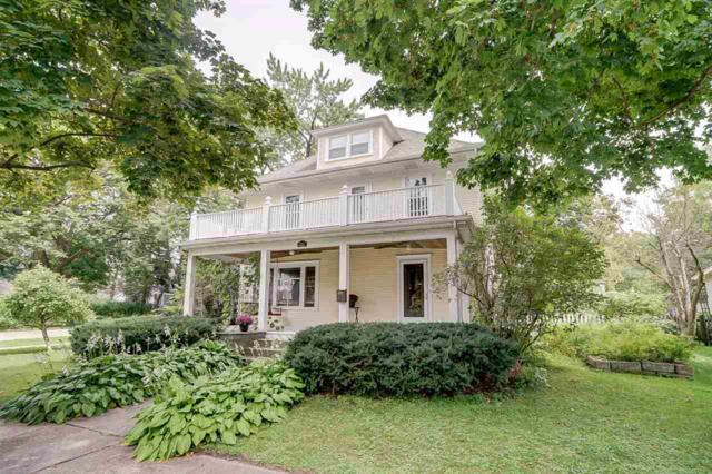 125 N Franklin St, Stoughton, WI 53589 (#1811353) :: Baker Realty Group, Inc.