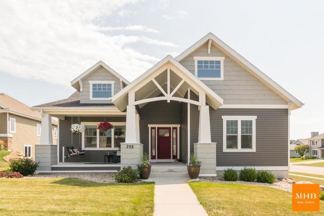 298 Drumlin Cir, Oregon, WI 53575 (#1812211) :: Baker Realty Group, Inc.