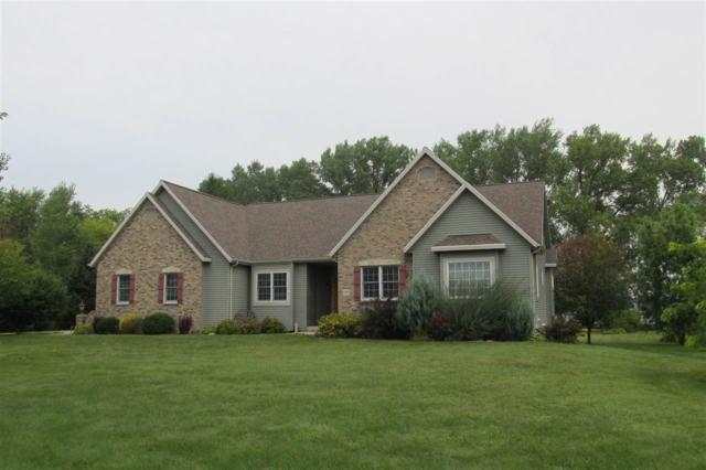 W9694 Cousins Ct, Beaver Dam, WI 53916 (#1812406) :: Baker Realty Group, Inc.