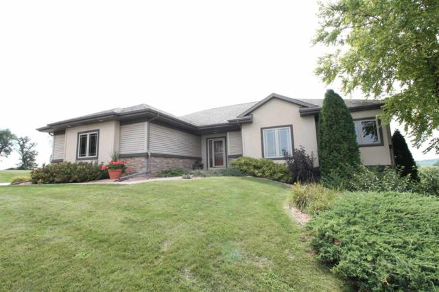 11230 E County Road N, Lima, WI 53190 (#1812504) :: Baker Realty Group, Inc.