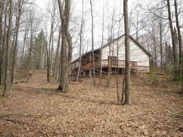 7109 Beyer Rd, Crescent, WI 54501 (#1812565) :: Baker Realty Group, Inc.