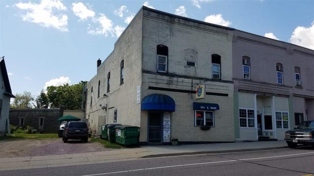 140 E Main St, Merrimac, WI 53561 (#1813179) :: Nicole Charles & Associates, Inc.