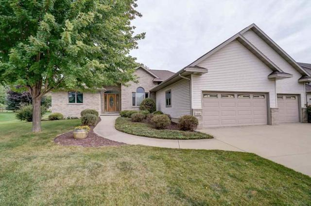814 Woods Glen Ct, Deforest, WI 53532 (#1814118) :: Nicole Charles & Associates, Inc.