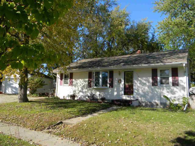 1705 House St, Beloit, WI 53511 (MLS #1816545) :: Key Realty
