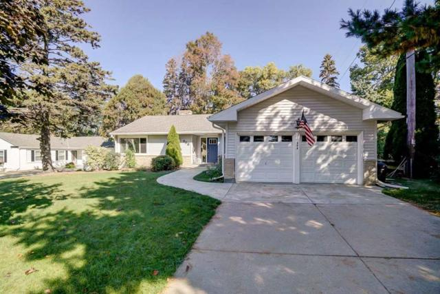 308 Laurel Ln, Maple Bluff, WI 53704 (#1816725) :: HomeTeam4u