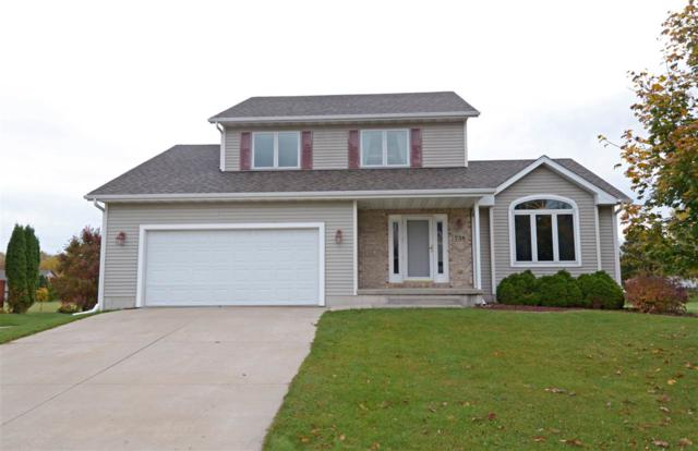 738 Edenberry Ln, Oregon, WI 53575 (#1817030) :: Nicole Charles & Associates, Inc.
