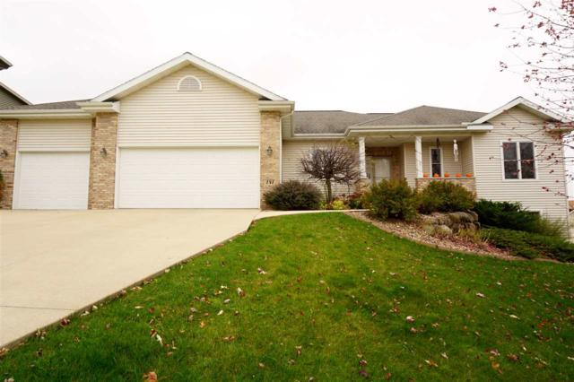 141 Valley View Rd, Mount Horeb, WI 53572 (#1817547) :: Nicole Charles & Associates, Inc.