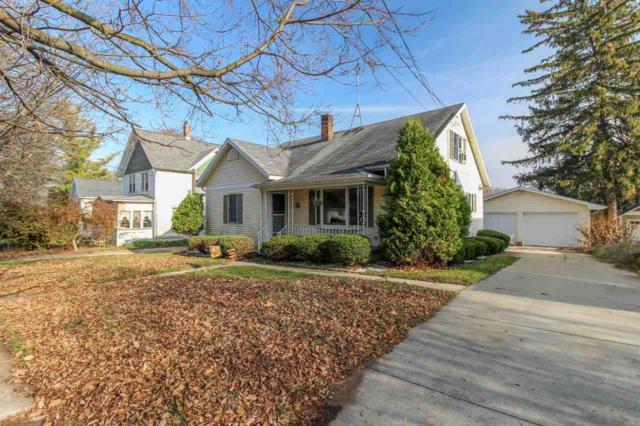 241 Jefferson St, Johnson Creek, WI 53038 (#1818366) :: Nicole Charles & Associates, Inc.