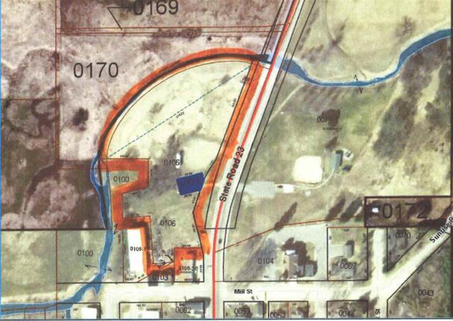 4.16 Ac Hwy 23, Loganville, WI 53943 (#1818636) :: Nicole Charles & Associates, Inc.