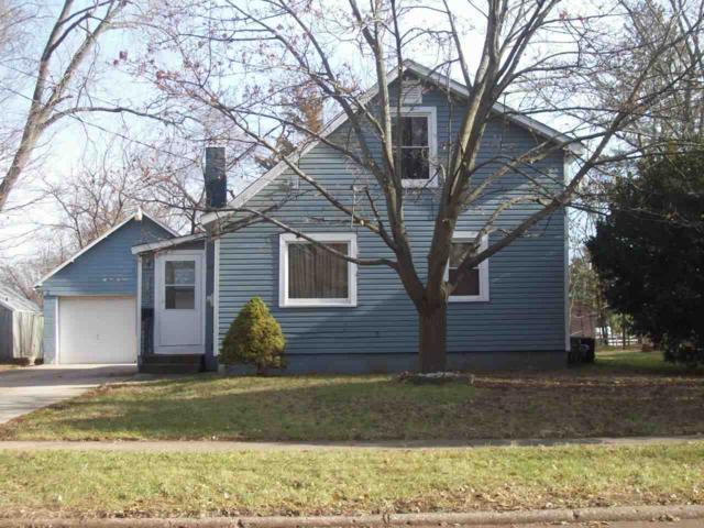 1201 Johnson St, Beloit, WI 53511 (MLS #1818920) :: Key Realty