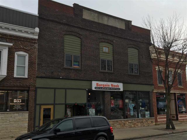 209/211 Main St, Darlington, WI 53530 (#1819583) :: Nicole Charles & Associates, Inc.