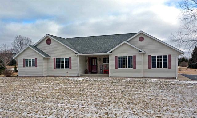 N7584 Stonehaven Dr, Pacific, WI 53901 (#1821350) :: Nicole Charles & Associates, Inc.