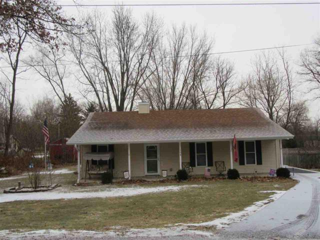 108 Oak St, Albion, WI 53534 (#1821746) :: Nicole Charles & Associates, Inc.