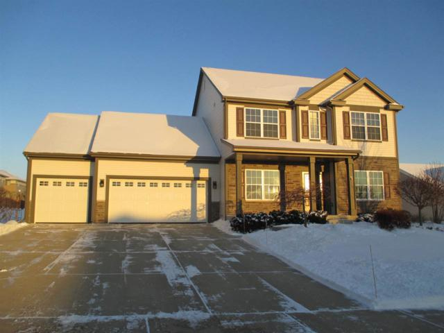 6696 Wolf Hollow Rd, Windsor, WI 53598 (#1821994) :: Nicole Charles & Associates, Inc.