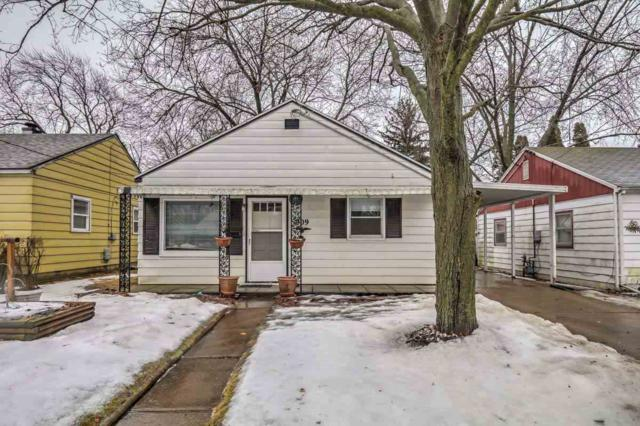 1909 Northwestern Ave, Madison, WI 53704 (MLS #1822881) :: Key Realty