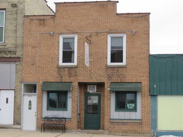 302 W State St, Fox Lake, WI 53933 (#1823390) :: Nicole Charles & Associates, Inc.