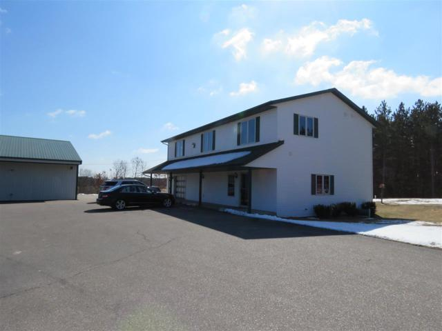 E8343 County Road H, Dellona, WI 53965 (#1824664) :: Nicole Charles & Associates, Inc.