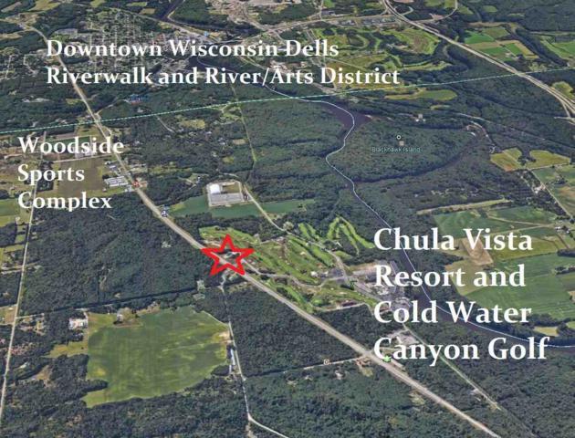 5.59 Ac Hwy 13, Wisconsin Dells, WI 53965 (#1825653) :: Nicole Charles & Associates, Inc.