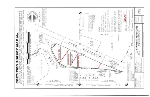5.59 Ac Hwy 18/151, Springdale, WI 53572 (#1826074) :: Nicole Charles & Associates, Inc.