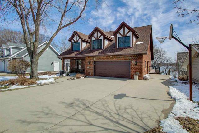 N6804 Shorewood Hills Rd, Lake Mills, WI 53551 (#1826948) :: Nicole Charles & Associates, Inc.
