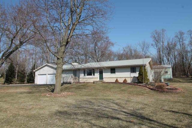 7327 E County Road N, Milton, WI 53563 (#1827383) :: Nicole Charles & Associates, Inc.