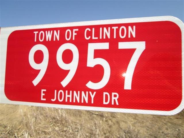 9957 E Johnny Dr, Clinton, WI 53525 (#1827675) :: Nicole Charles & Associates, Inc.