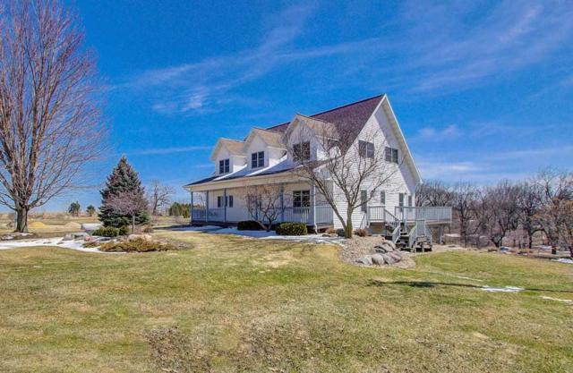 2585 S Clay Hill Rd, Ridgeway, WI 53533 (#1827712) :: Nicole Charles & Associates, Inc.