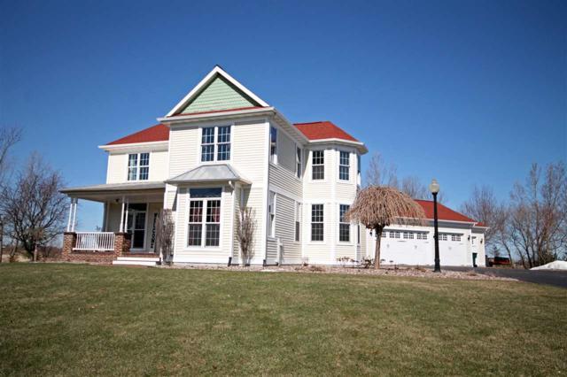N5448 Rancho Viejo Rd, Empire, WI 54937 (#1828452) :: Nicole Charles & Associates, Inc.