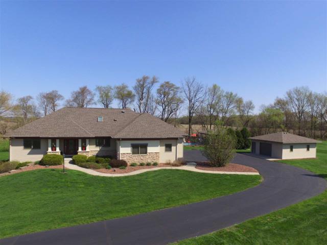 5610 N County Road F, Janesville, WI 53545 (#1829800) :: Nicole Charles & Associates, Inc.