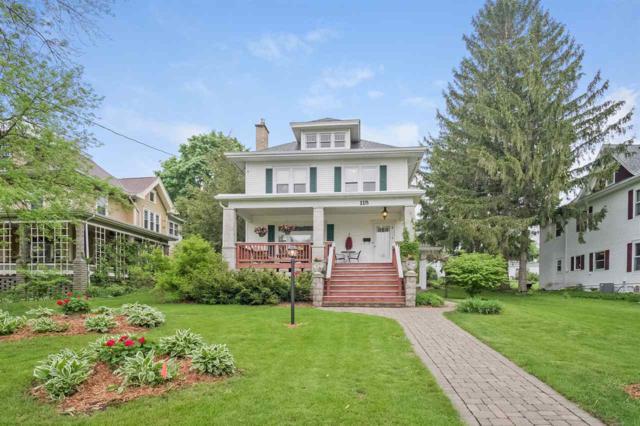 115 N Grove St, Mount Horeb, WI 53572 (#1831222) :: Nicole Charles & Associates, Inc.