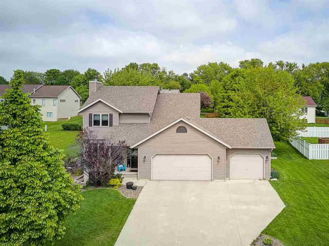 5161 Wintergreen Dr, Madison, WI 53704 (MLS #1831602) :: Key Realty