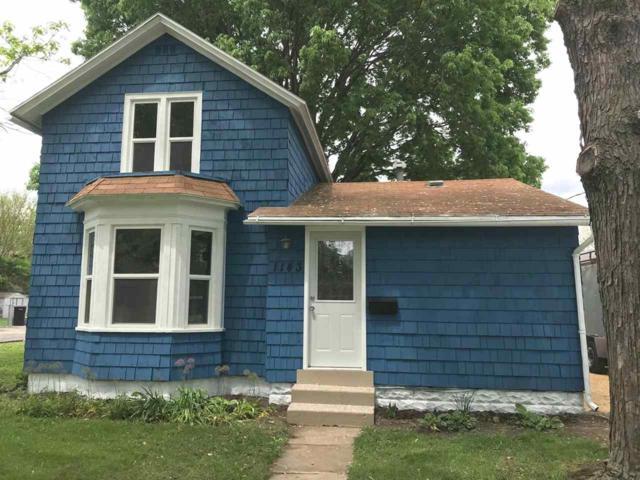 1143 Forest Ave., Beloit, WI 53511 (MLS #1831620) :: Key Realty