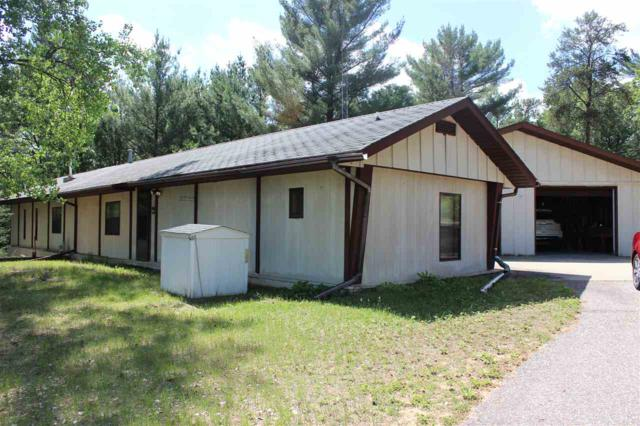 2051 County Road Z, Quincy, WI 53934 (#1832113) :: Nicole Charles & Associates, Inc.