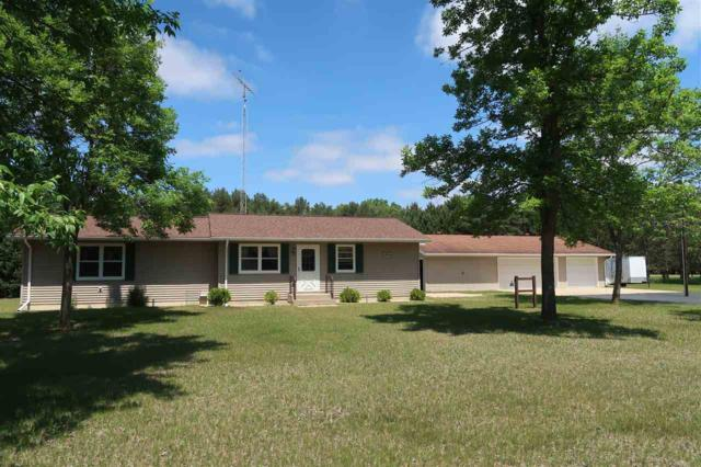 W5260 Pine Rd N, Marquette, WI 53949 (#1832309) :: Nicole Charles & Associates, Inc.