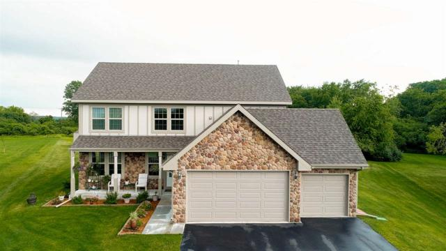 918 E Meadow Cir, Fulton, WI 53534 (#1832917) :: Nicole Charles & Associates, Inc.