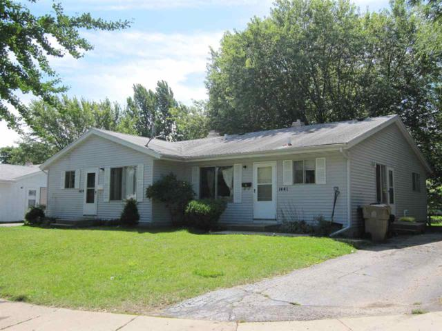 1439-1441 Loreen Dr., Madison, WI 53711 (#1833780) :: HomeTeam4u