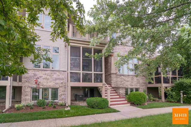 77 Wood Brook Way, Fitchburg, WI 53711 (#1833927) :: Nicole Charles & Associates, Inc.