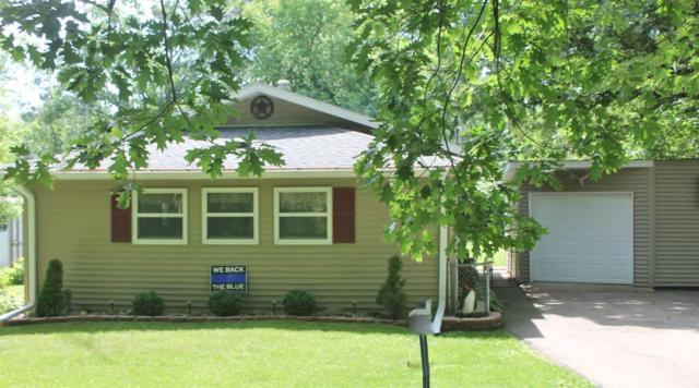 N1041 Olson Rd, Sumner, WI 53534 (#1833977) :: Nicole Charles & Associates, Inc.