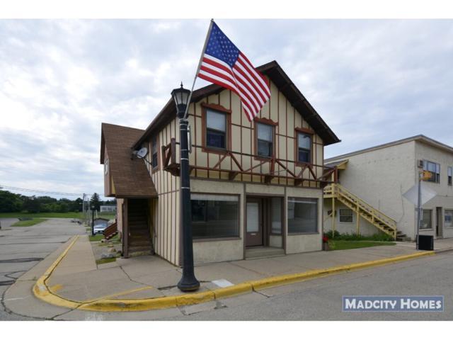 3 N Main St, Deerfield, WI 53531 (#1834425) :: Nicole Charles & Associates, Inc.