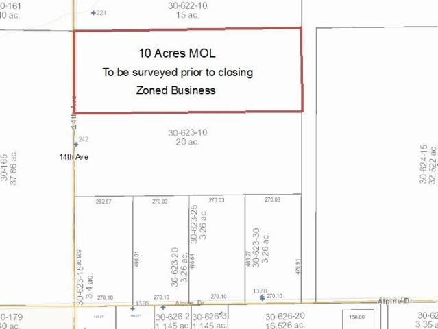 10 Ac 14th Ave, Rome, WI 54457 (#1835112) :: Nicole Charles & Associates, Inc.
