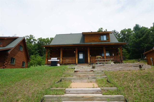 615 Sandy Beach Ct, Warrens, WI 54666 (#1835293) :: Nicole Charles & Associates, Inc.