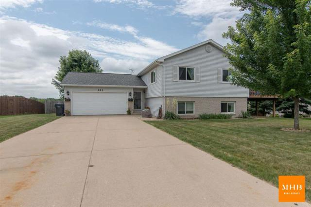 421 Colby Blvd, Poynette, WI 53955 (#1835478) :: Nicole Charles & Associates, Inc.