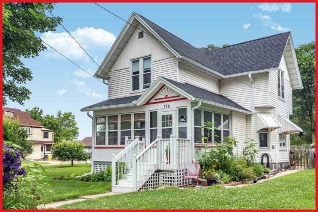 714 W Madison St, Lake Mills, WI 53551 (#1835481) :: Nicole Charles & Associates, Inc.