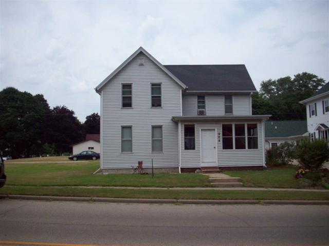 208 Brodhead St, Mazomanie, WI 53560 (#1836021) :: Nicole Charles & Associates, Inc.