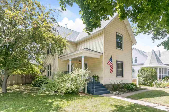 448 Jefferson St, Oregon, WI 53575 (#1836794) :: Nicole Charles & Associates, Inc.